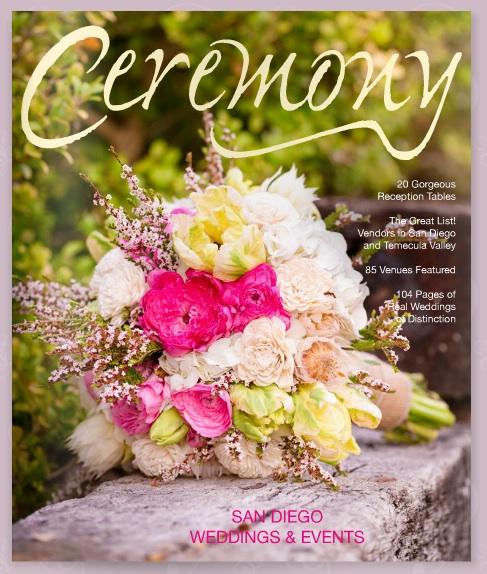 ceremony magazine sd