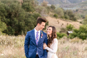Real Wedding: Tricka & Matt's Rustic and Vintage Wedding