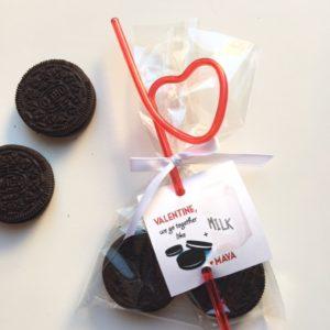 Cookie Valentine's Day treats