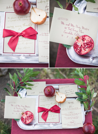We're Featured on Style Unveiled Blog: Happily Ever Autumn Styled Shoot