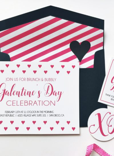 Galentine's Day Celebration